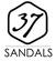 37 Sandals Logo