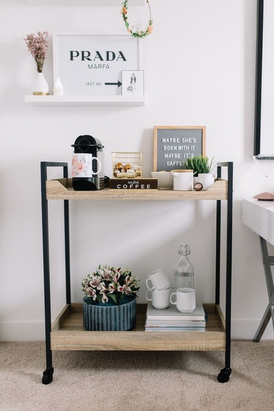 Drinks/coffee station picture