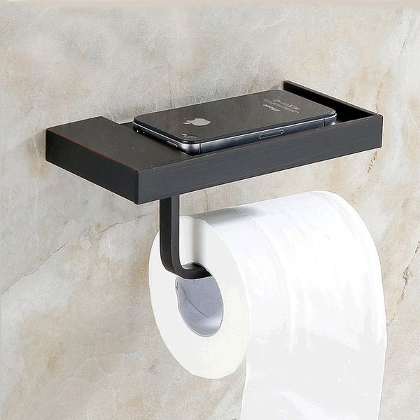 Bathroom toilet roll holder picture