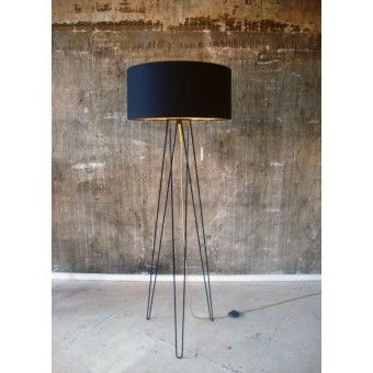 Free standing lamp picture