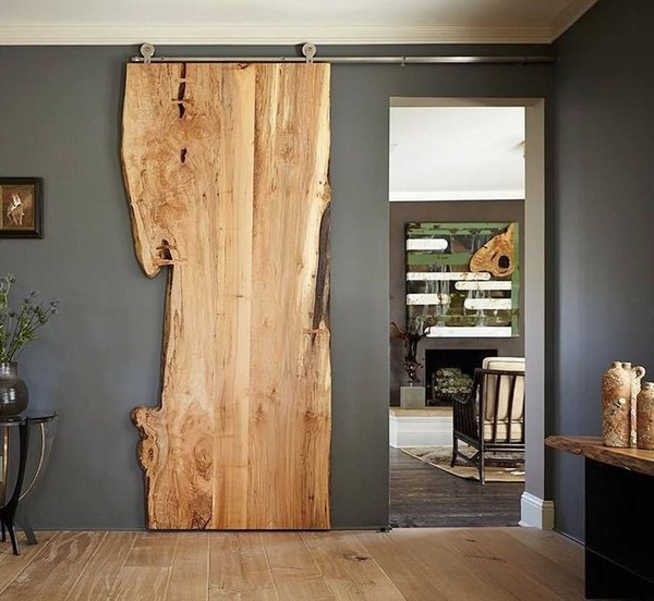 Barn doors std size picture