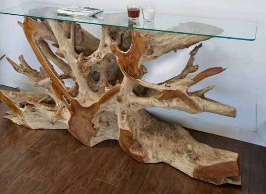 Root console tables picture