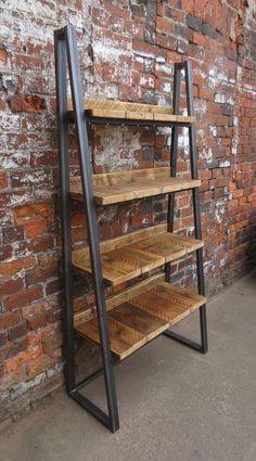 Rustic shelf picture