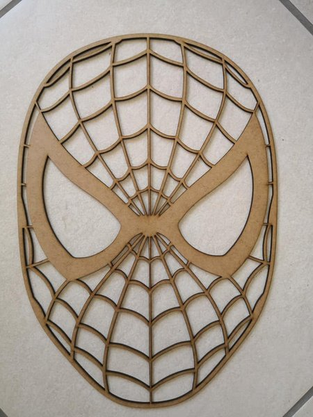 Spiderman mask picture