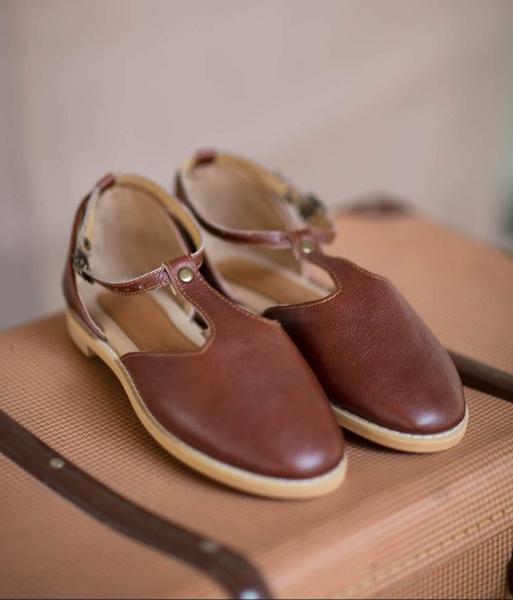 Fijn t-bar shoe picture