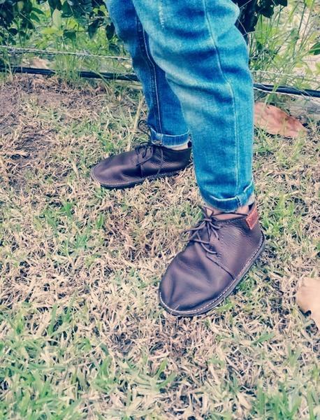 Daniel - leather vellies (jni02) picture