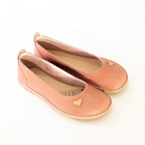 Zuri ballerina shoes - blush (pink) picture