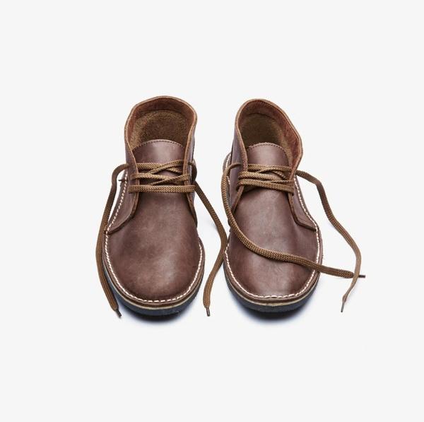 𝐓𝐡𝐞 𝐋𝐞𝐠𝐞𝐧𝐝 - high cut velskoen - diesel brown picture