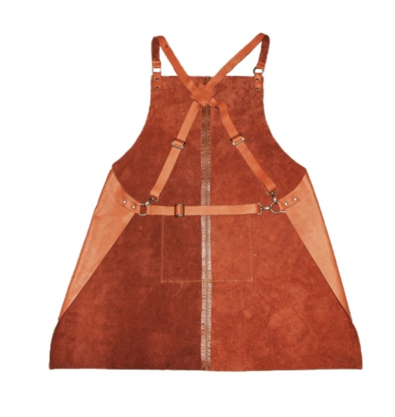 Leather apron picture