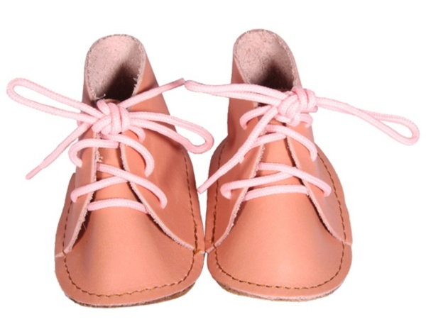 Baby leather vellies (3-12 months) picture