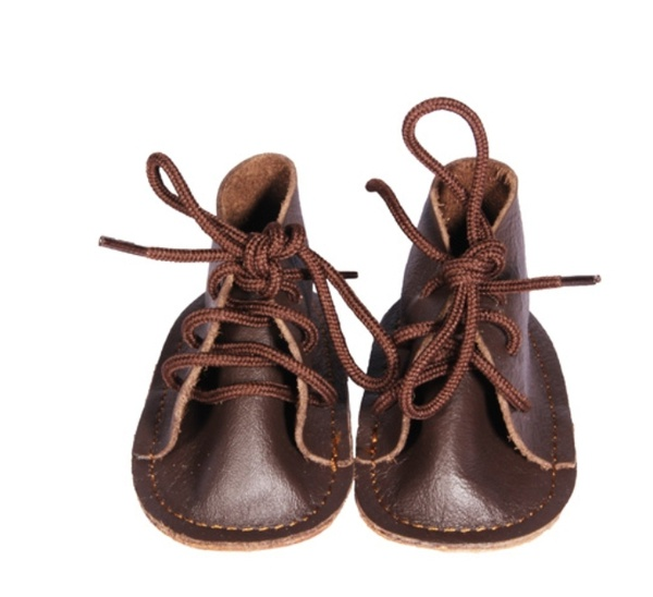 Baby leather vellies (12 - 24 months) picture