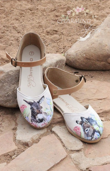 Karoo donkie - closed toe sandal picture