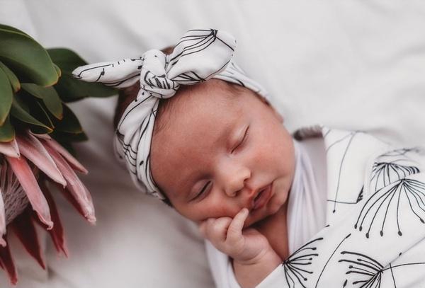Baby headband picture