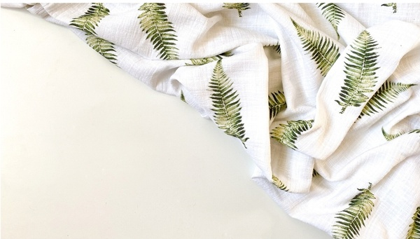 Muslin swaddle - single picture
