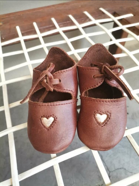 Lily - baby girl shoes picture