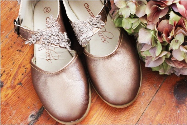 Bridal rosegold nooiintjie picture