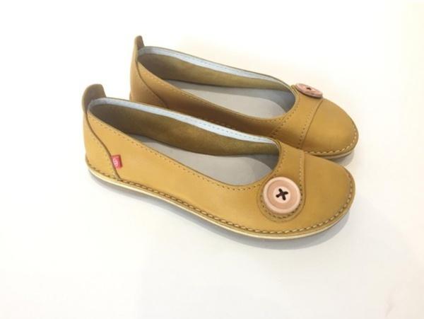Zuri ballerina shoes - yellow picture