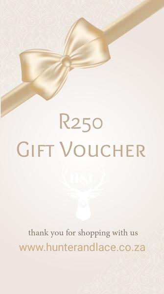 R250 gift voucher picture
