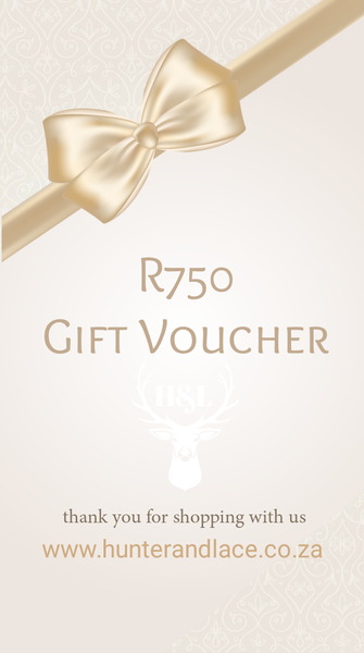 R750 gift voucher picture