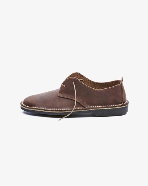 𝐓𝐡𝐞 𝐋𝐞𝐠𝐞𝐧𝐝 - low cut velskoen - diesel brown picture