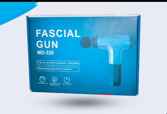 Massage gun picture