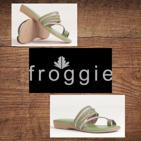 Froggie 11183 kiwi sandal picture