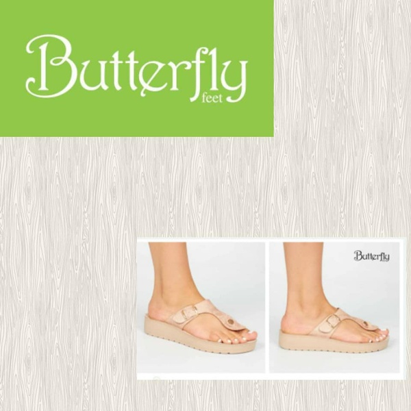 Butterfly feet slitheran picture