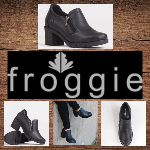 Froggie 12066 black heel picture