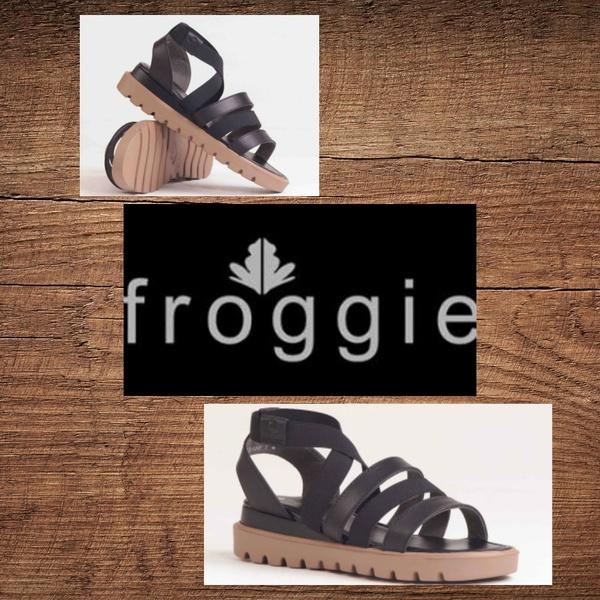 Froggie 12304 lea waxy black picture