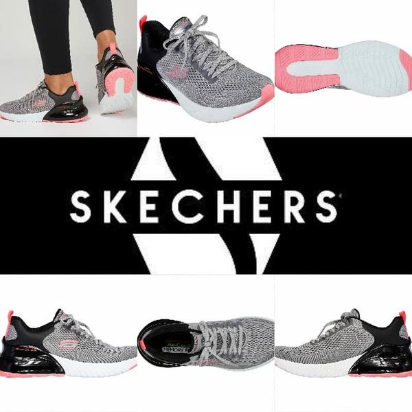 Skechers wind breeze 13278 gray/black picture