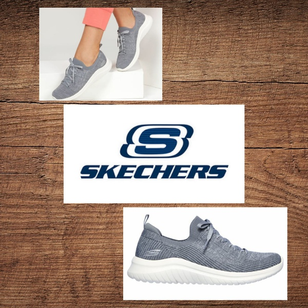 Skechers 13356 ultra flex 2.0 gray picture
