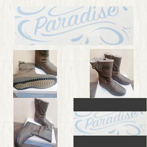 Paradise brown boot lchfn05 picture