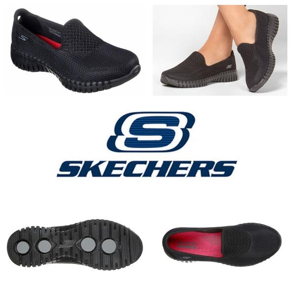 Skechers 16700 go walk smart black picture