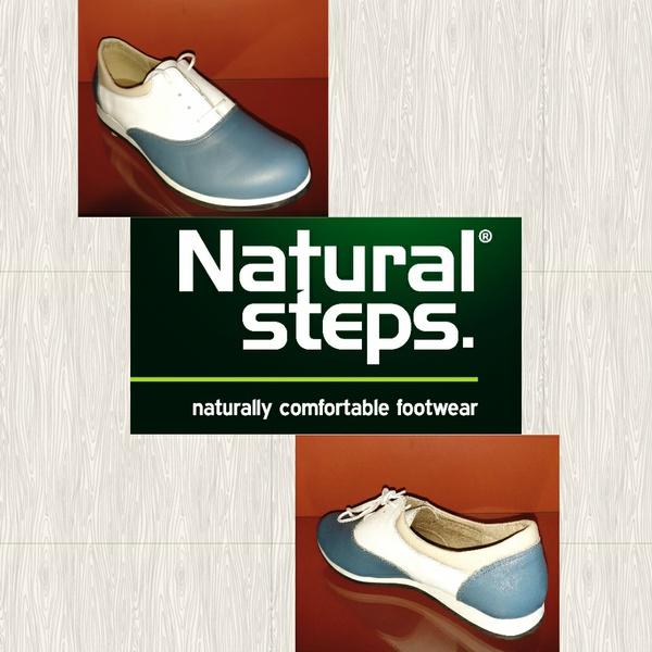 Natural steps z9002tt dove/white/ice picture