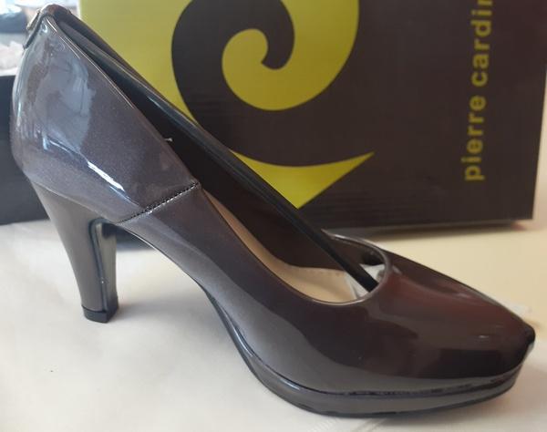 Pierre cardin court shoe 683 picture
