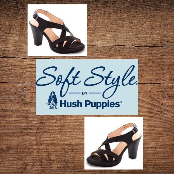 Soft style soft eve black 3 heel picture