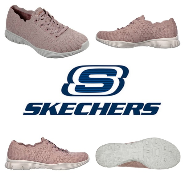 Skechers 49660 seager -try outs blush picture