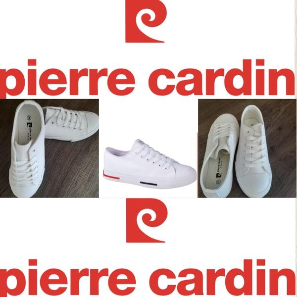 Pierre cardin 1014 white sneaker picture