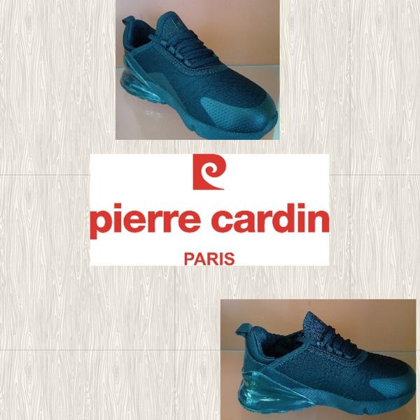 Pierre cardin 915 black takkie picture
