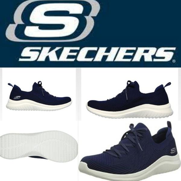 Skechers ultra flex 2 navy 13356 picture