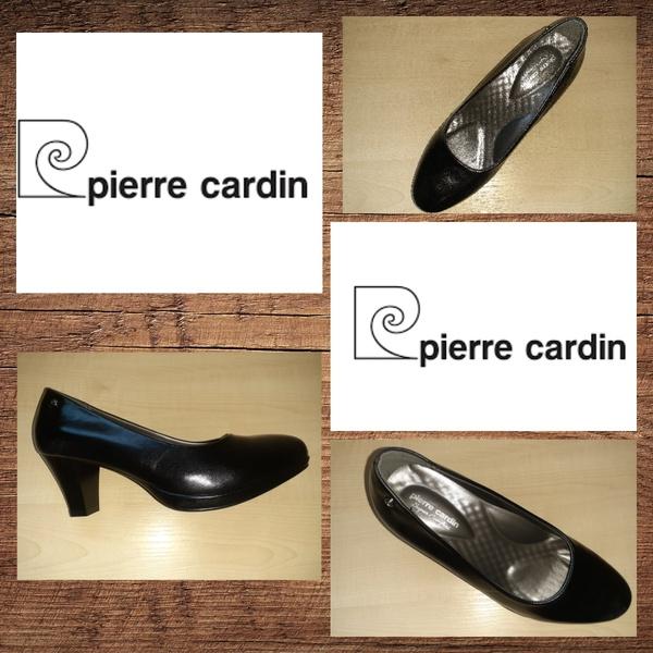 Pierre cardin 912  black court picture