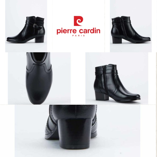 Pierre cardin wwh20028 black boot picture