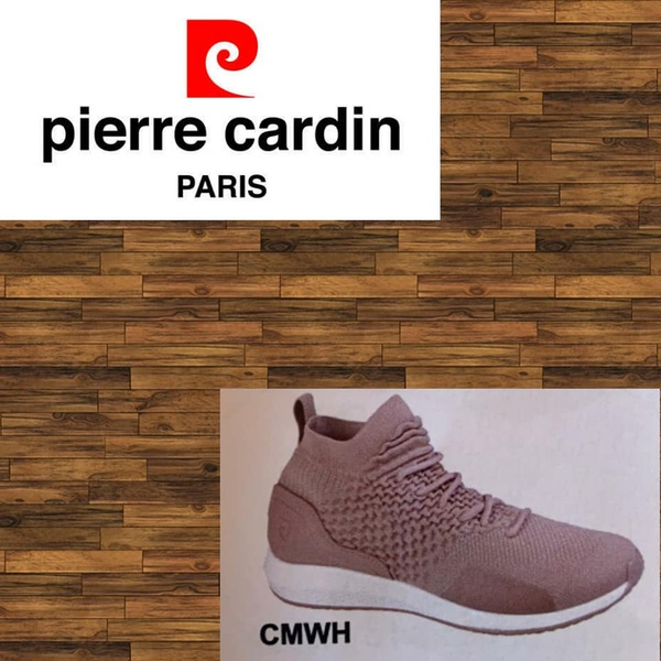 Pierre cardin 1203 sneaker taupe picture