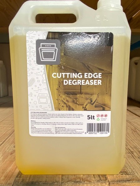 Cutting edge degreaser 5l picture