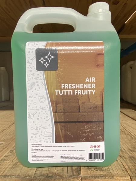 Air-freshner tutti fruity 5l picture