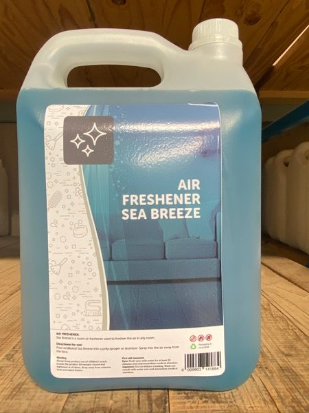 Air-freshner sea breeze 5l picture