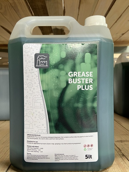Grease buster plus 5l picture