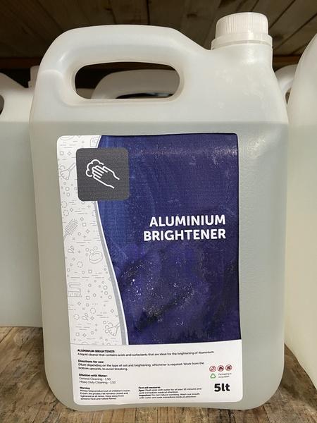 Aluminium cleaner 5l picture