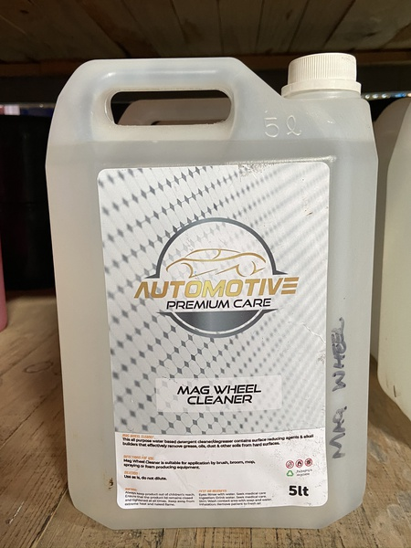 Mag wheel cleaner 5l picture