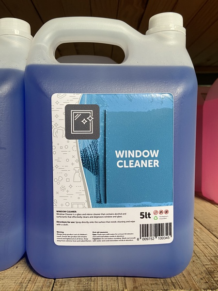 Window cleaner 5l picture